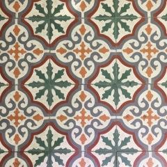 Tiled Floor, Barcelona