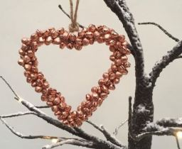 Hanging Copper Heart