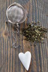 heart tea infuiser