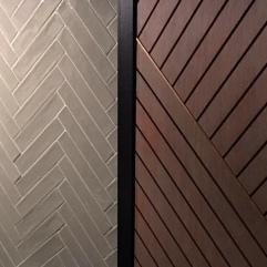 Edinburgh Herringbone Tiles