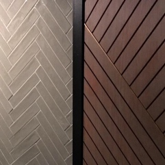 Edinburgh Herringbone Tiles