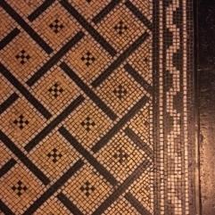 The Refuge, Manchester Tiles