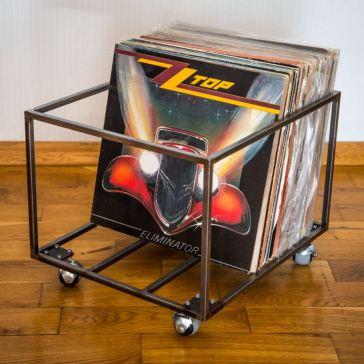 Metal Frame Box