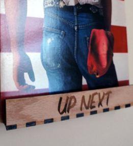 Up Next Shelf