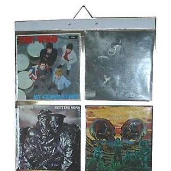 Vinyl Pockets