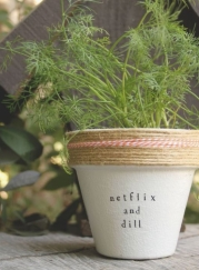 Netflix and Dill
