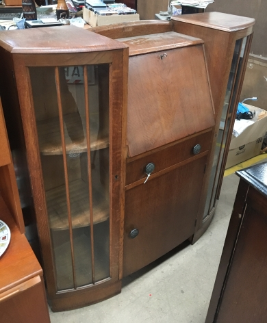 Drinks Cabinet Before