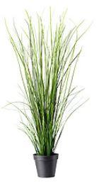 Faux Grass Plant