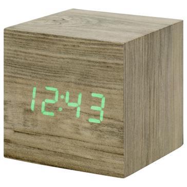 Gingko Click Clock Cube