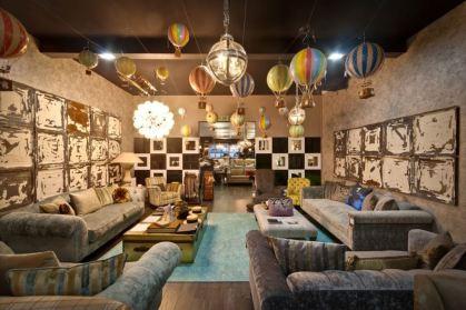 Stocktons showroom