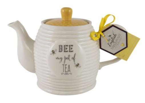 Bee Hive Teapot
