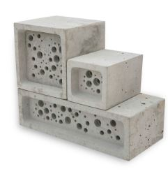 Concrete Bee House