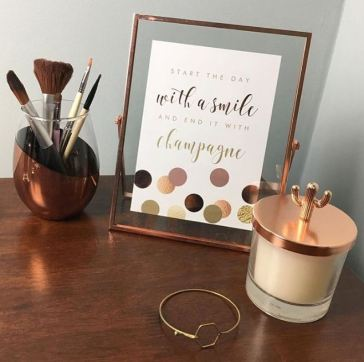 Copper Accessories